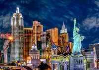 New York New York - Vegas Night