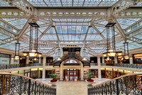 Chicago Rookery Building Lobby
