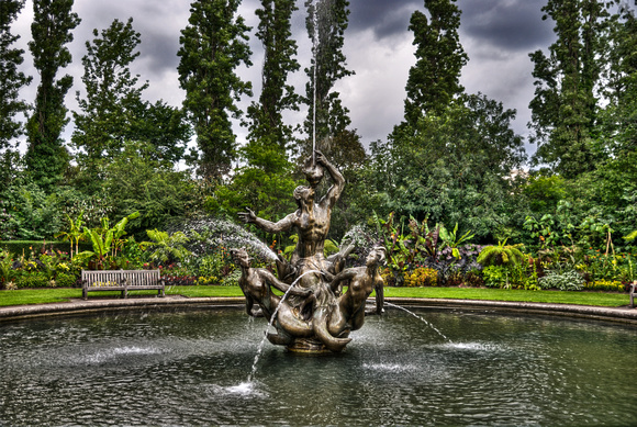 Regent's Park Fountain - London