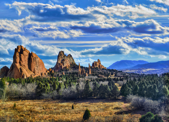 Mister Joe Lekas Colorado Exposure Blends Garden Of
