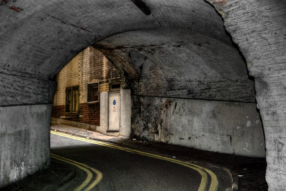 One of the Oldest Tunnels in London