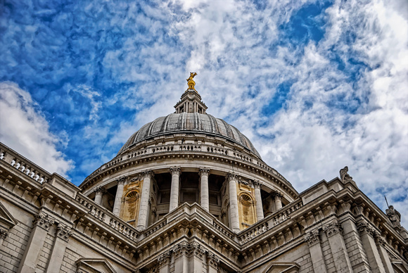 St. Paul's Cathedral - London