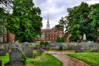 Copp's Hill Burial Ground and Old North Church - Boston